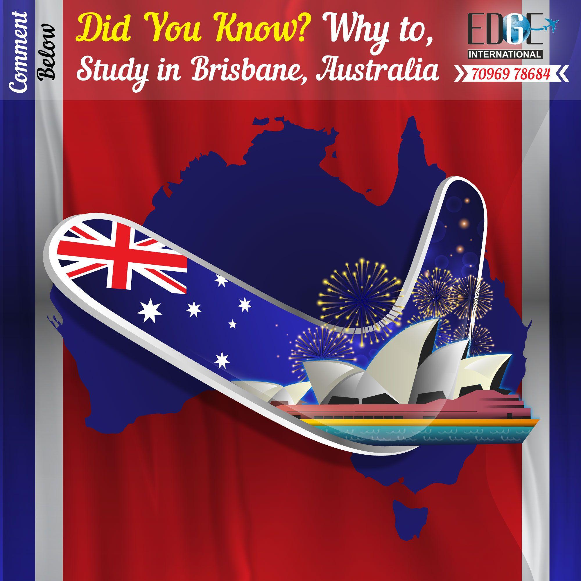 Top 6 Reasons to Study in Brisbane, Australia - GET VISA