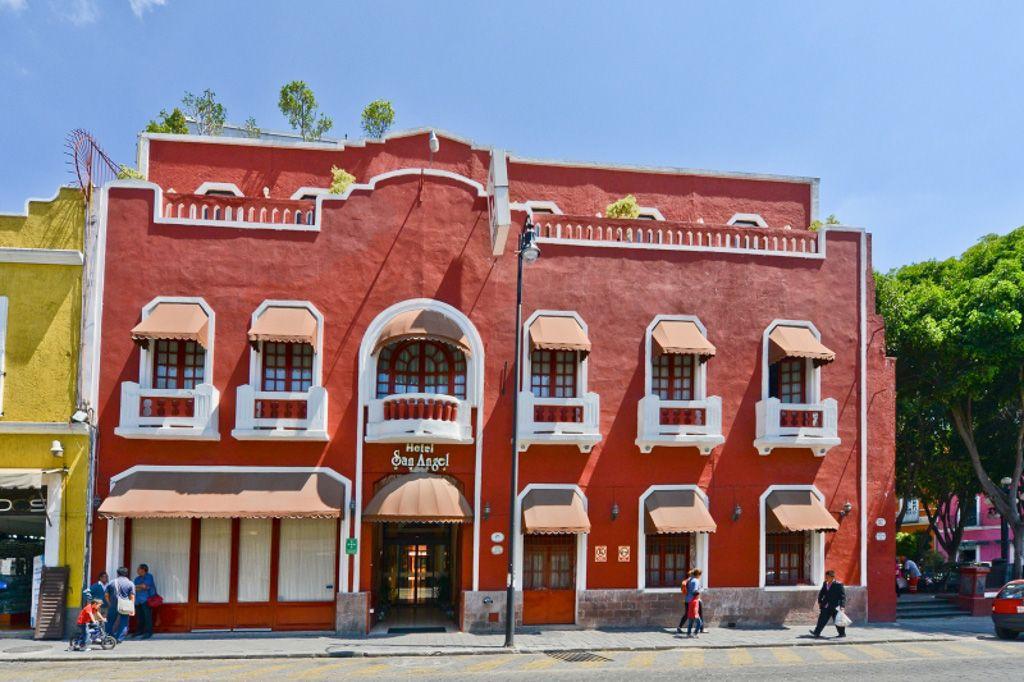 Hotel San Ngel En Puebla Hoteles En Puebla Centro