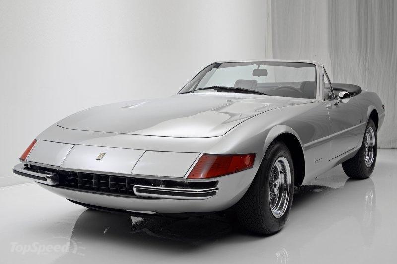 1969 - 1973 Ferrari 365 GTS4
