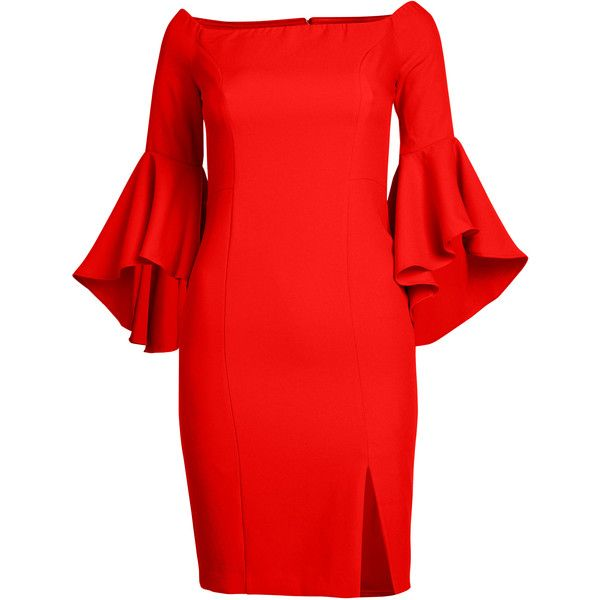 99240660b5b Sleeve Detail Dress in
