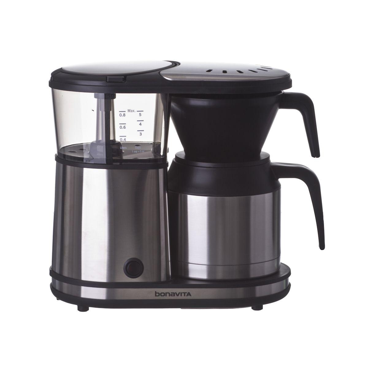 Bonavita 5 Cup Coffee Maker With Thermal Carafe Reviews di
