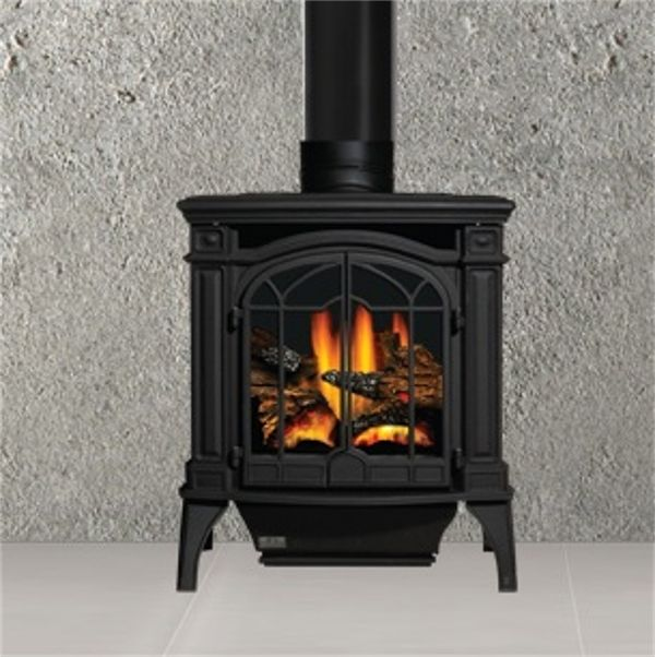 Basic Black Gds25 Gas Stove Fireplace Stores Gas Stove Stove