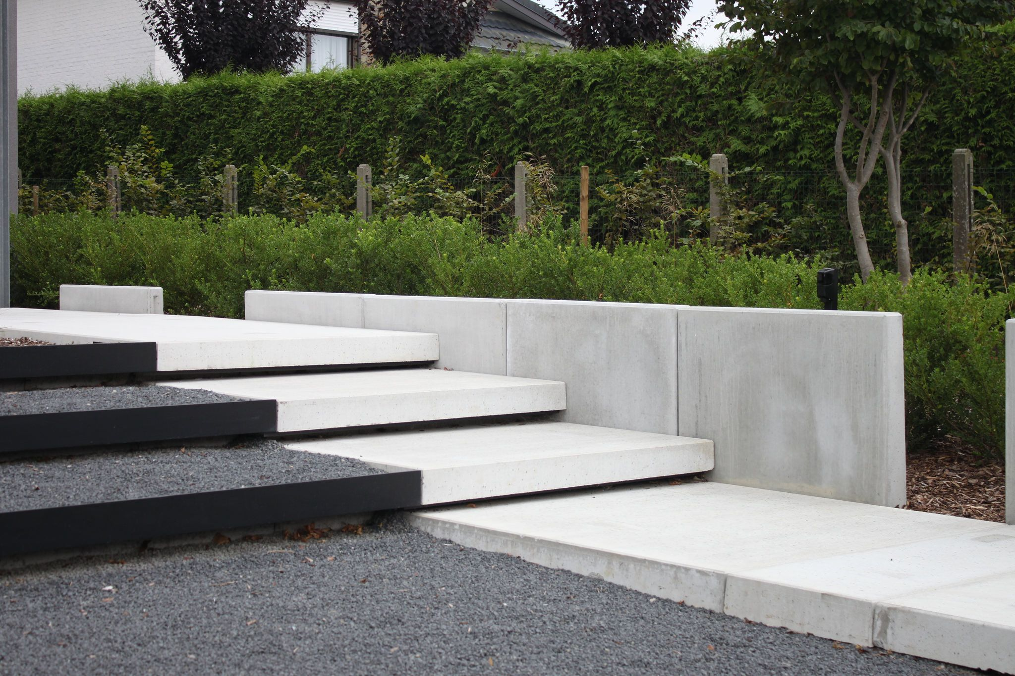 Eurodal betonnen vloerplaten raf ector berbroek stairs trappen