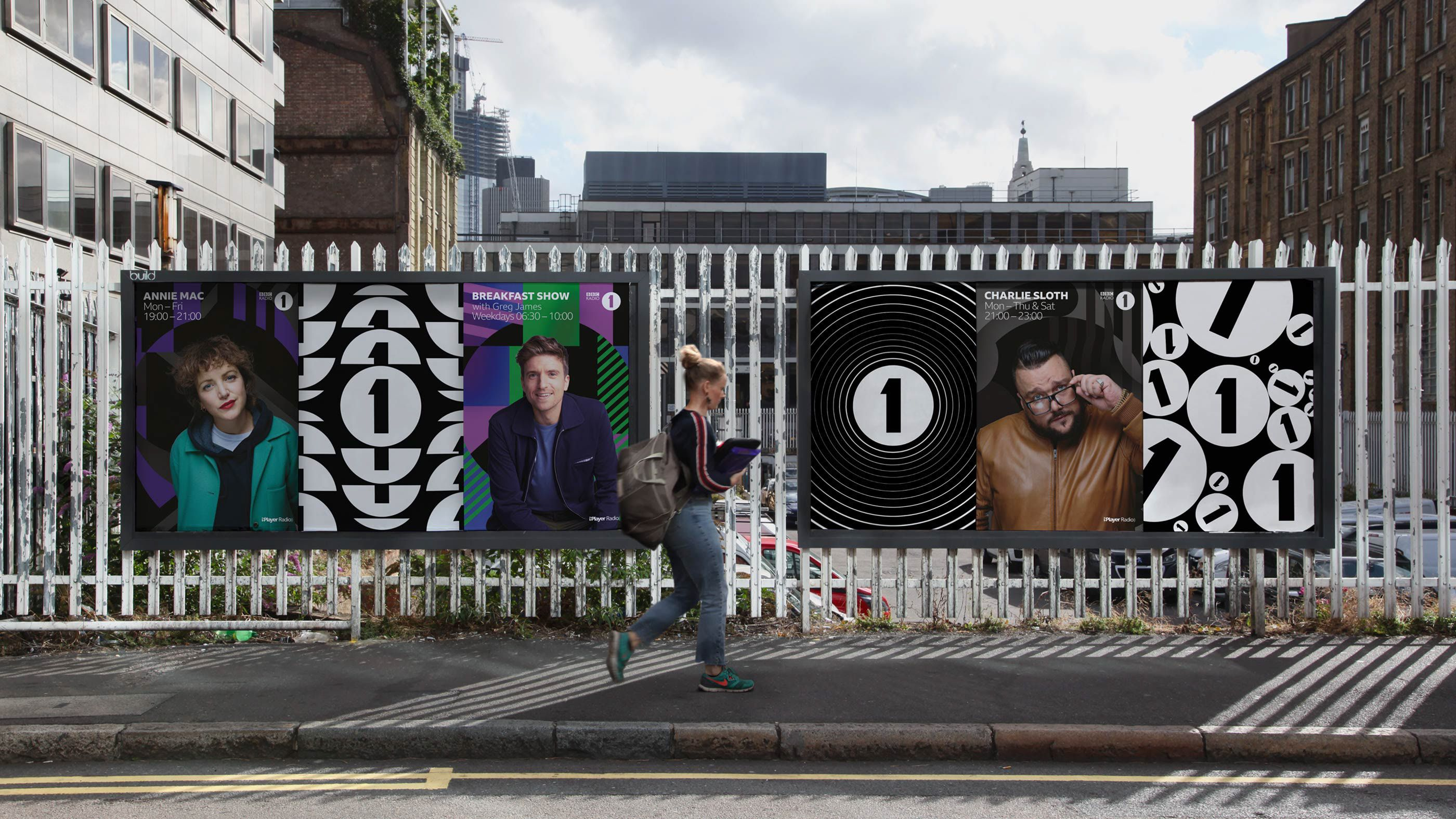 BBC Radio 1 on Behance (avec images) Plénière