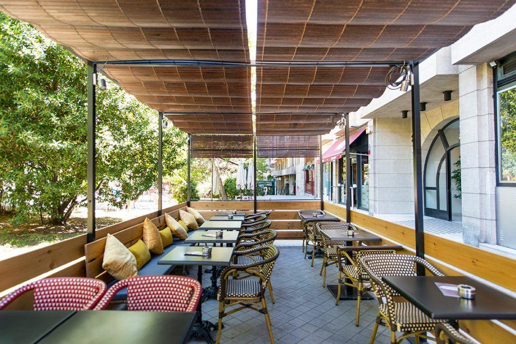 Local Sasha Boom Restaurante Ohgrill Terrazas