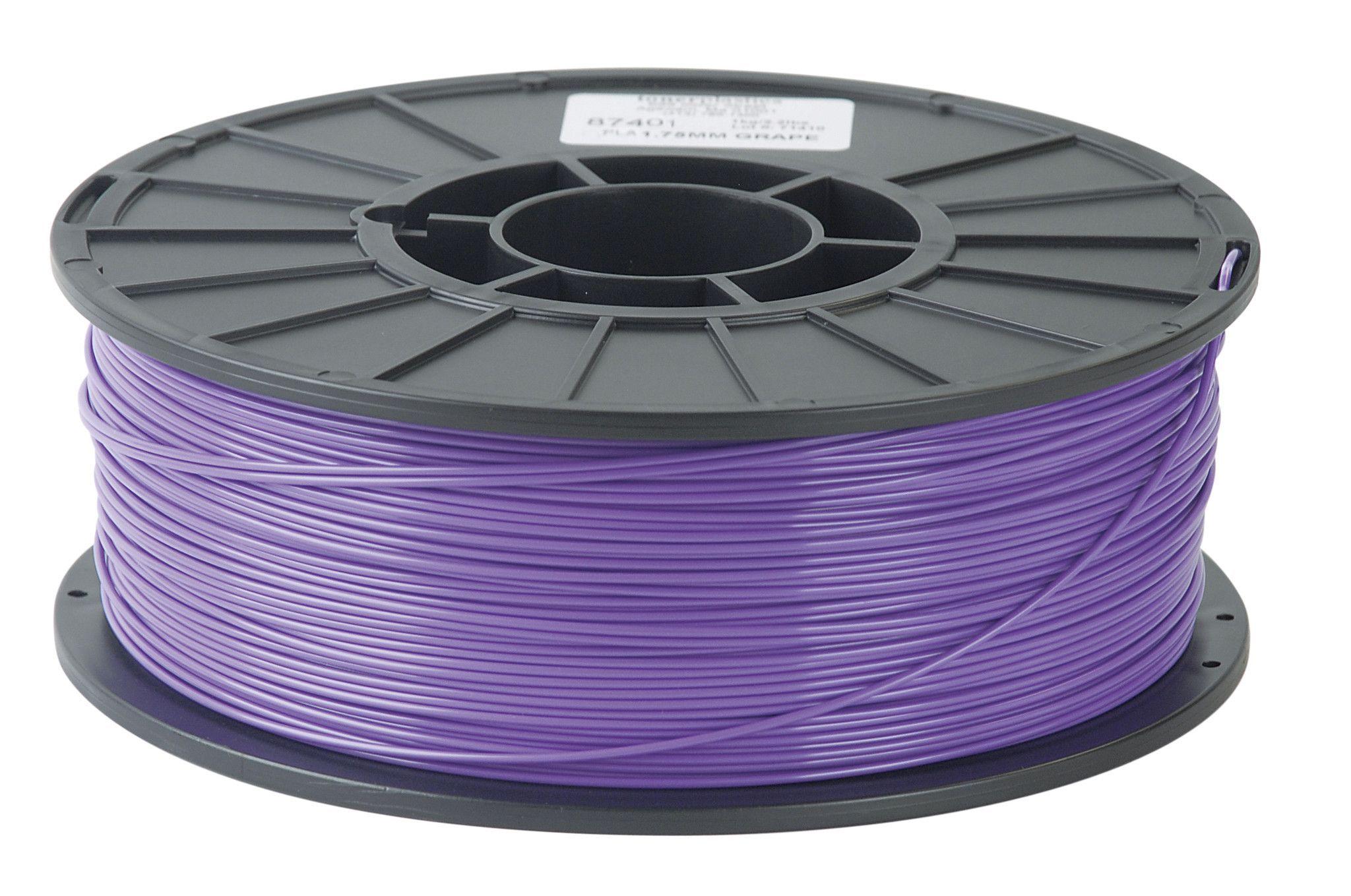 PLA Filaments 1Kg (2.2lbs) Spool Plastic industry