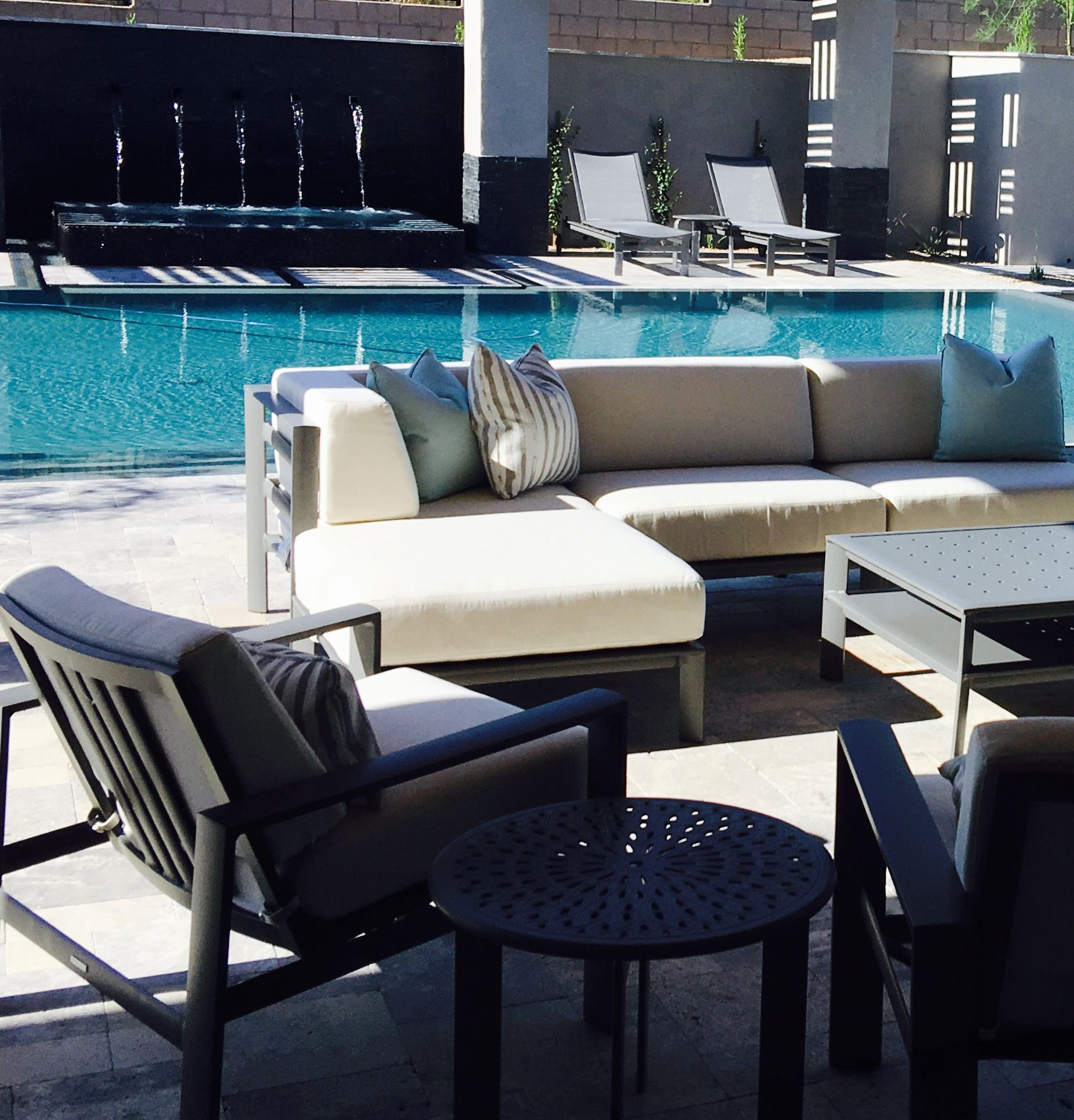 All American Outdoor Living Residential Project In
