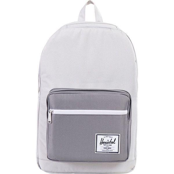 Herschel Supply Co. Pop Quiz Laptop Backpack ($80) ❤ liked on ...