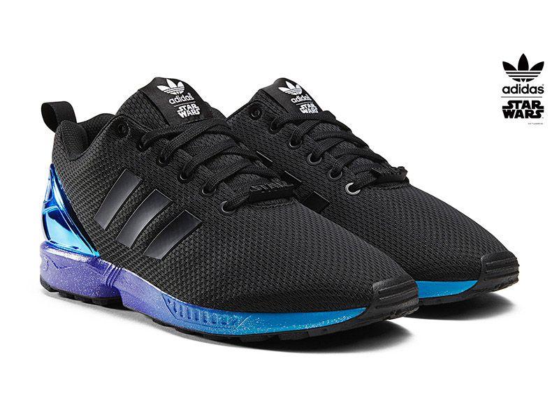 Adidas Originals ZX Flux NavyWhiteYellow | Sneakerhead