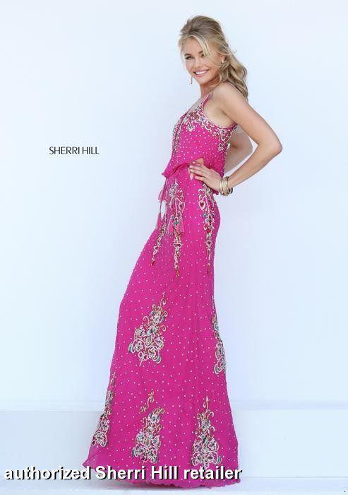 Sherri Hill   Dresses   Pinterest   Prom, Sherri hill prom dresses ...