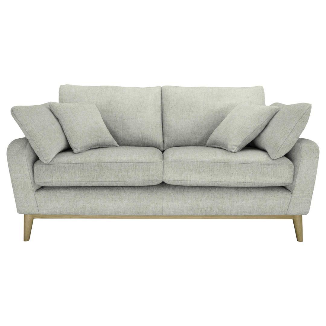 Ercol For John Lewis Salento 2 Seater Sofa Tempetella Shale Seater Sofa Sofa 2 Seater Sofa