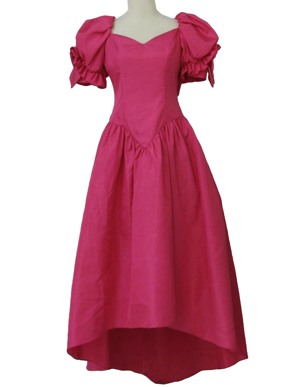 1980\'s Totally 80s Prom/Cocktail Maxi Dress