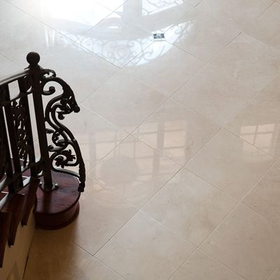 Crema Marfil Marble From Country Floors Marble Polishing Flooring Engineered Stone