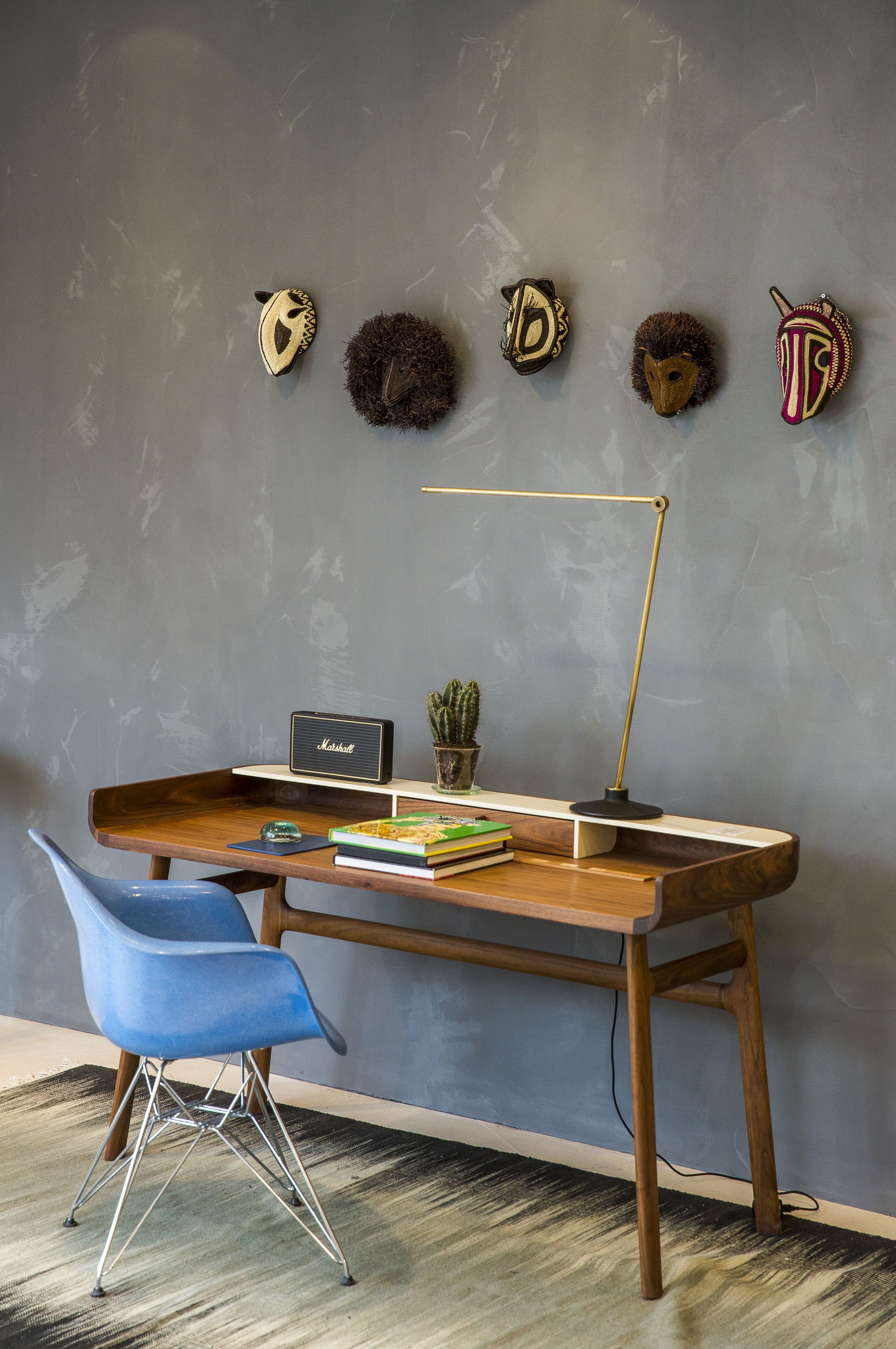Harold Desk By Nichetto On Display At The Conran Shop Interiors  # Muebles Bobrick