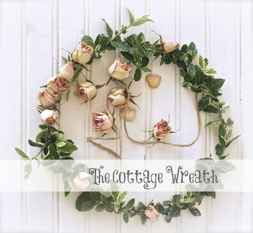 TheCottageWreath offers DIY wreath ideas for creating welcoming cottage home. Visit: http://thecottagewreath.blogspot.com