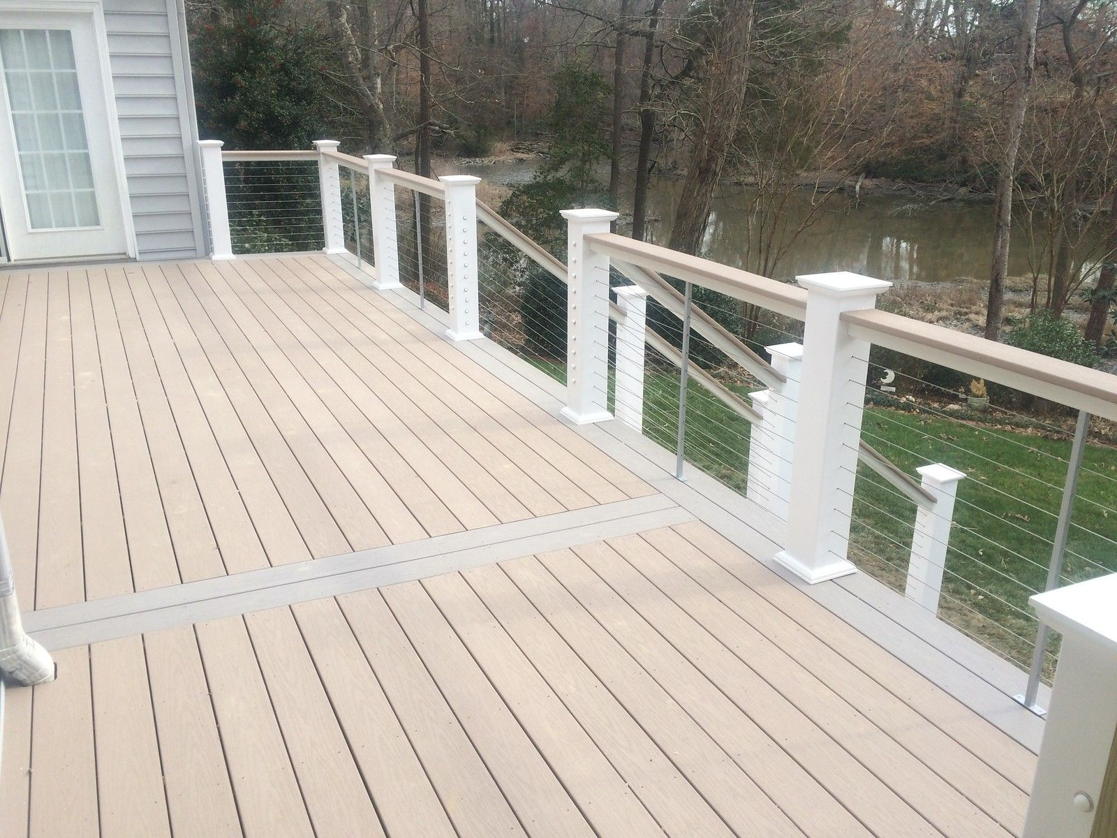 Outdoor Living Gallery Deck Railing Design Deck Deck Pictures