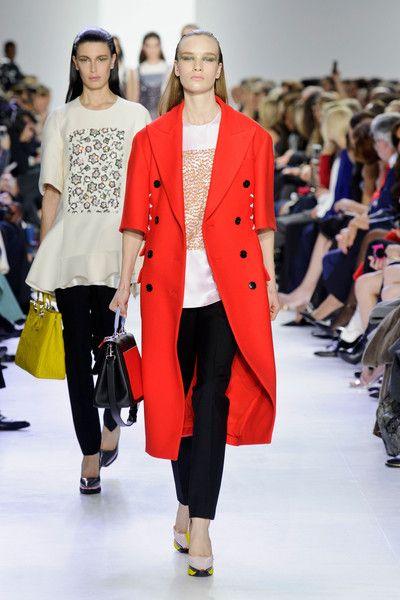 Christian Dior at Paris Fall 2014