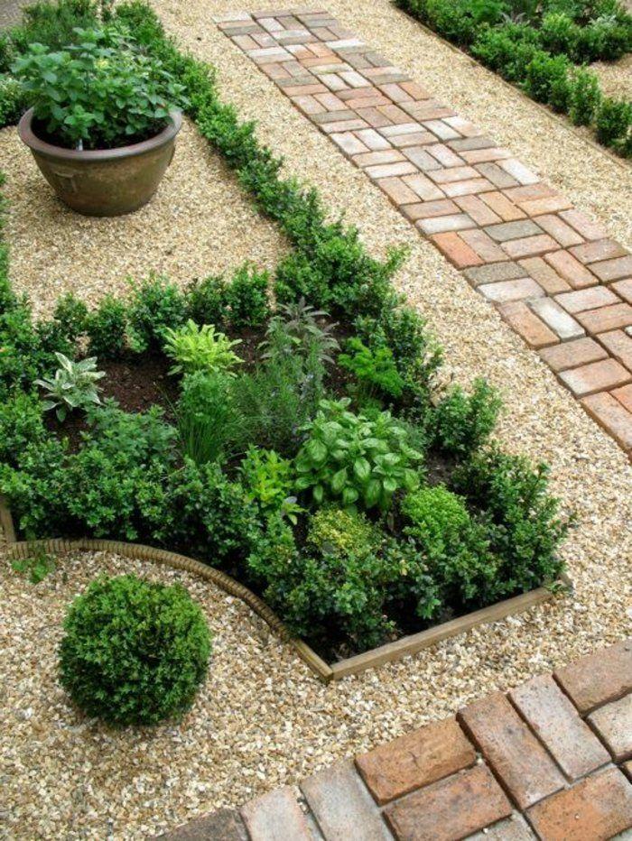 111 gartenwege gestalten beispiele 7 tolle materialien f r den boden im garten garden. Black Bedroom Furniture Sets. Home Design Ideas