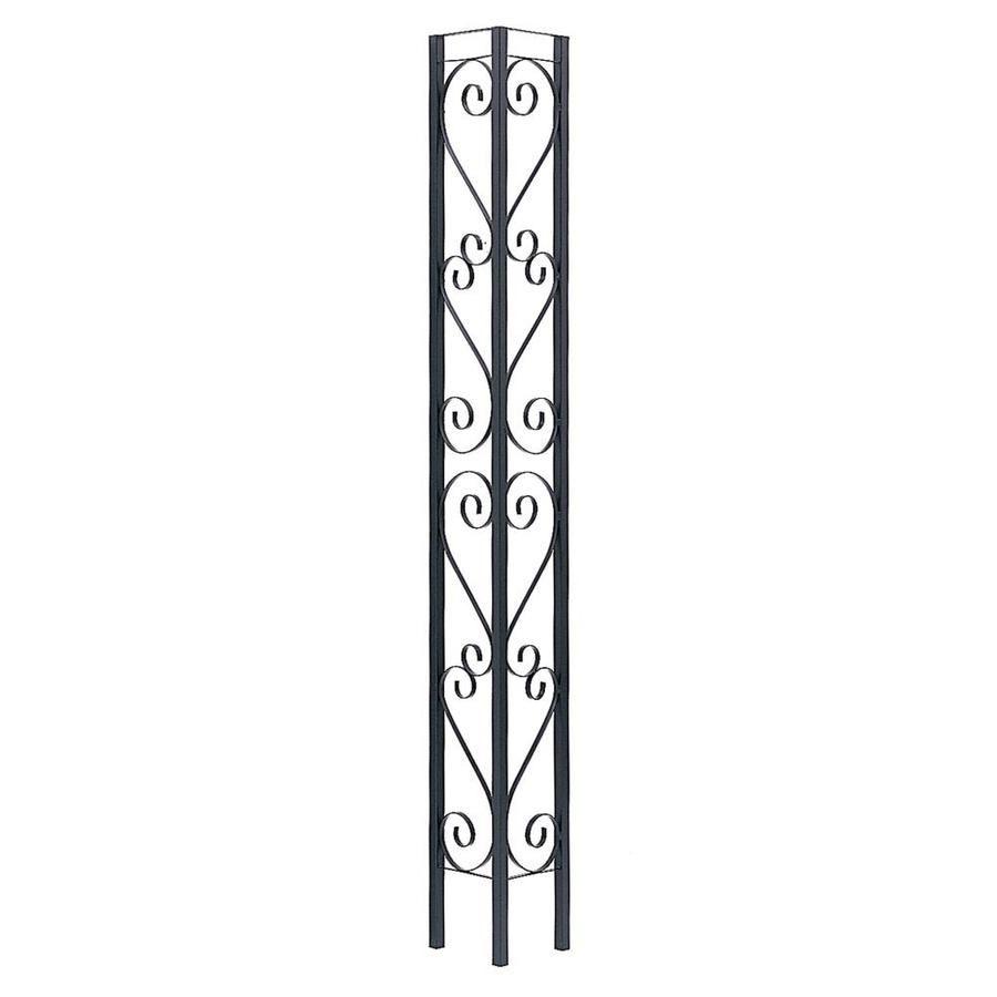 Best Gilpin Windsor 10 5 In X 8 Ft Painted Steel Corner Column 400 x 300