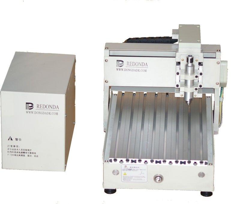Desktop CNC Router Engraver Drilling/Milling Engraving Machine- Jason Christmas