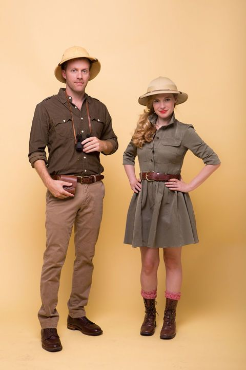70 Couples Halloween Costumes You Won T Have To Beg Your Partner