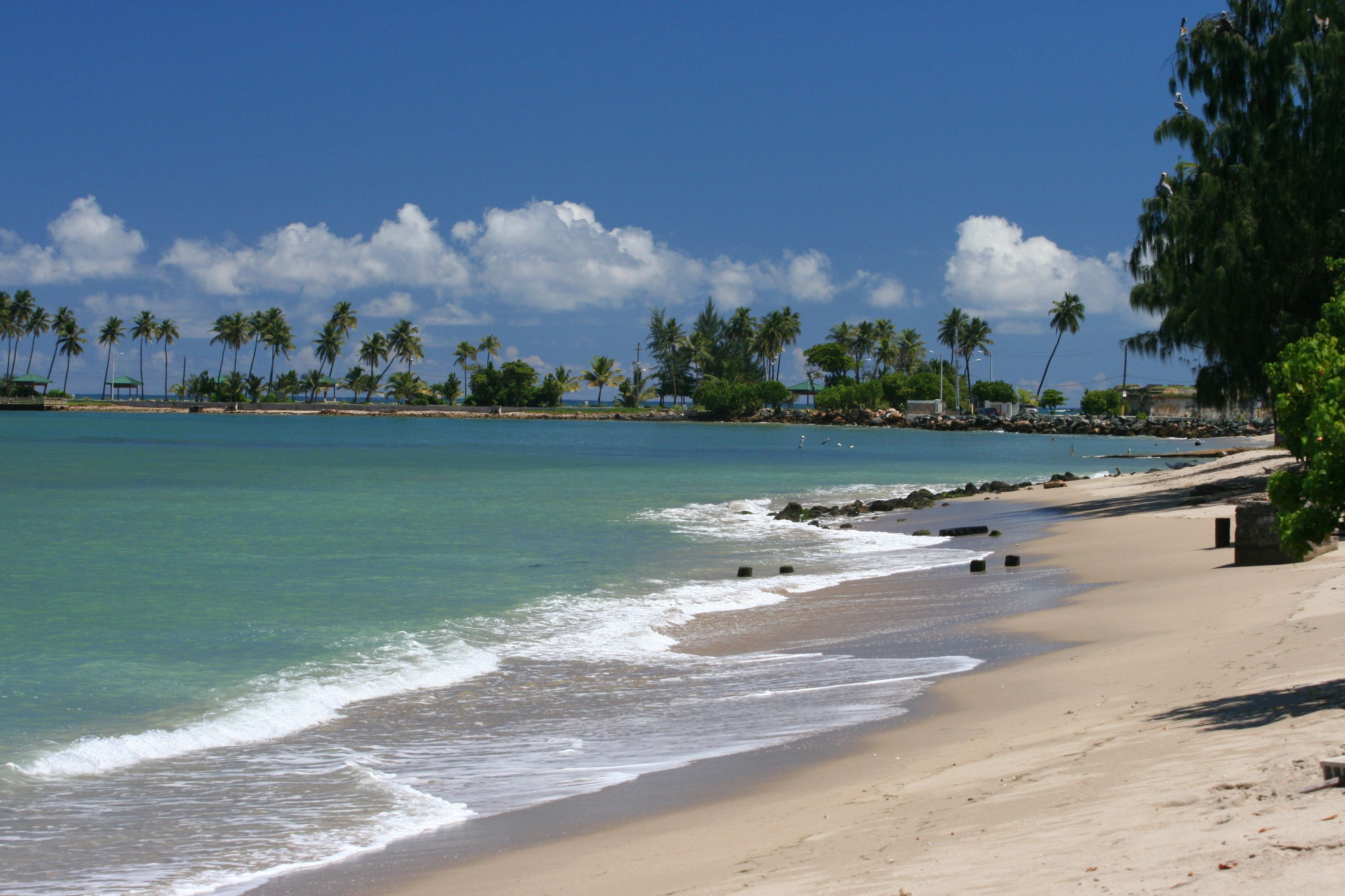 Puerto Rico Beach Wouldn T It Be Nice To Leave Work For A Bit And Have Vacation Save On Your Next At Bizofferz Deals