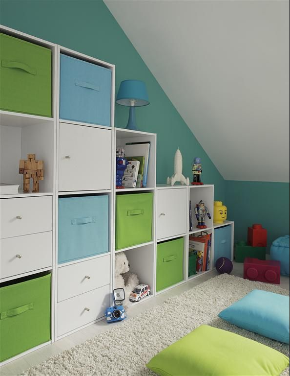 pratique pour les jouets attic home pinterest les jouets pratique et chambres. Black Bedroom Furniture Sets. Home Design Ideas