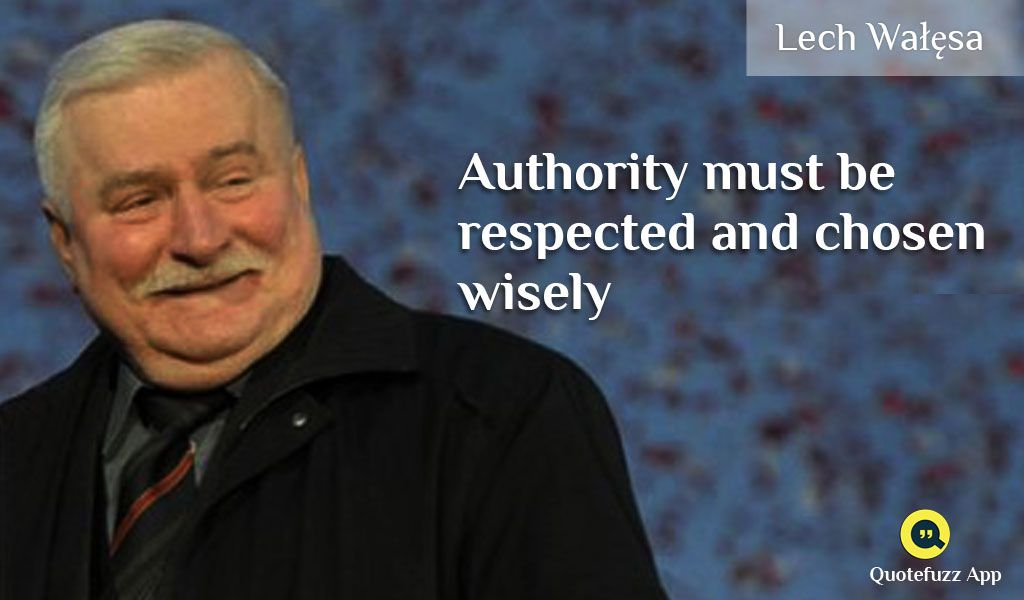 Pin by QuoteFuzz on Lech Walesa Quotes Quotes, Choose