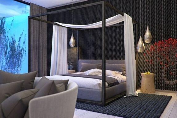 Chambre ambiance zen 47 idées pour une décoration zen Decoration