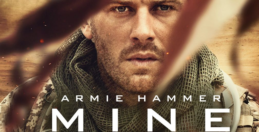 """Armie Hammer Stars In """"Mine"""" Available On Blu-ray & DVD ..."""