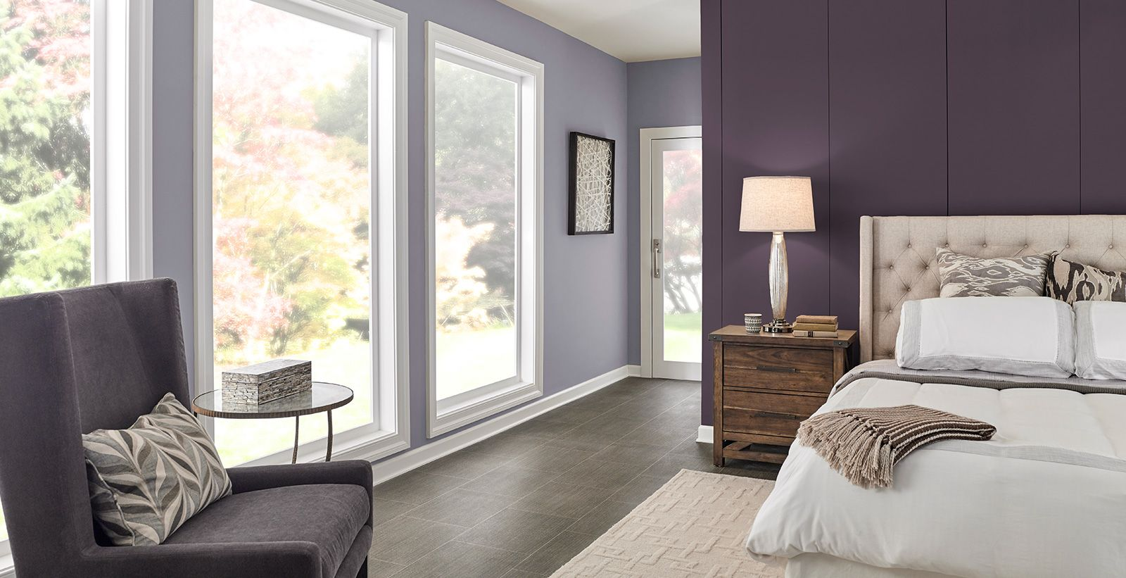 Formal Bedroom Relaxed and Calming Bedroom Gallery