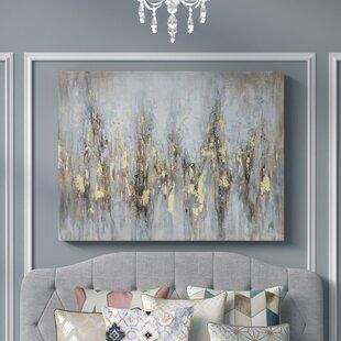 East Urban Home Disco Painting Print On Wrapped Canvas Painting Prints Canvas Prints Painting