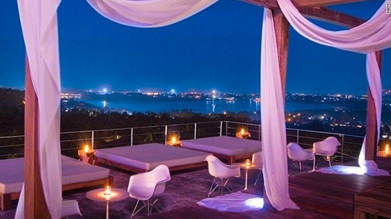 Newcomer 9Gems is part luxury villa, part upscale lounge.