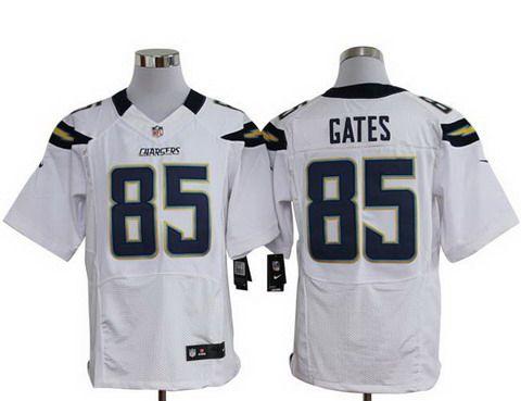 antonio gates white jersey