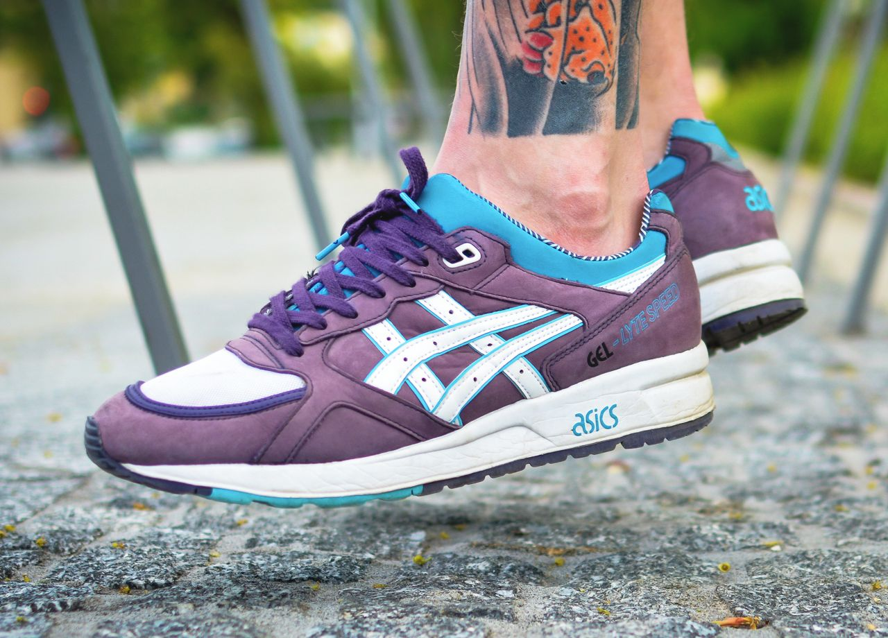 Another Look At The Patta x Asics Gel Lyte
