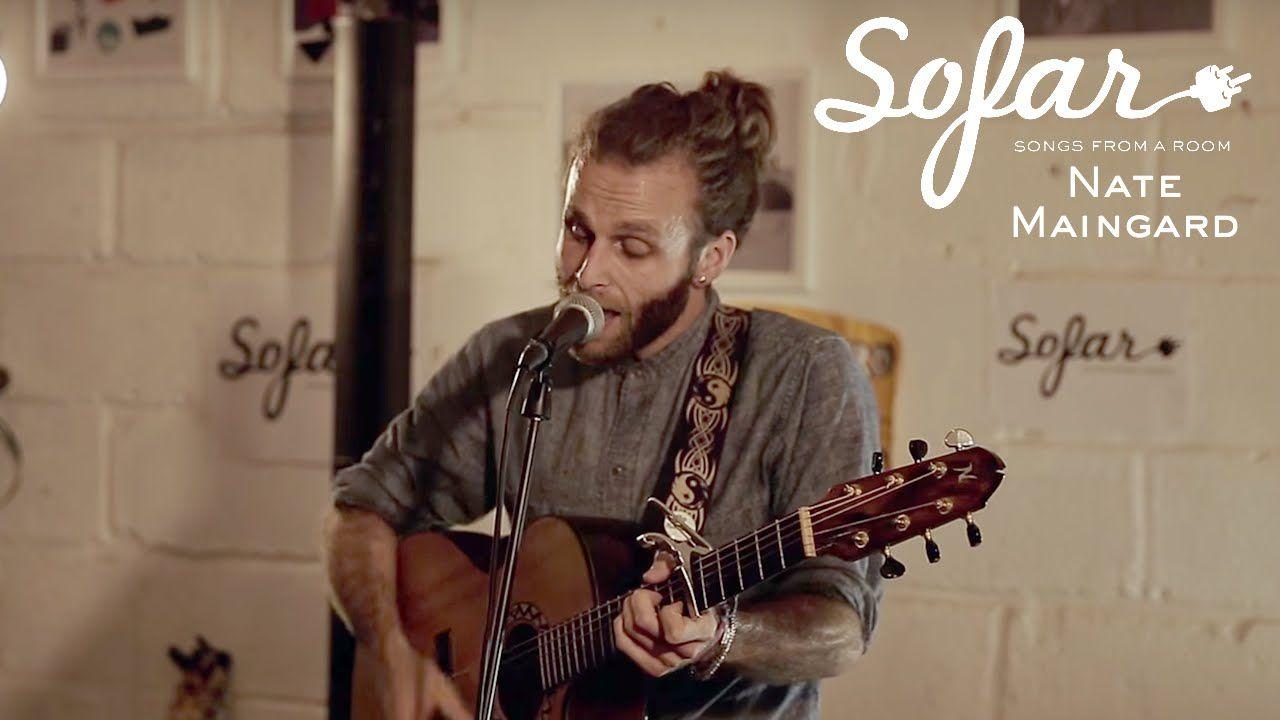 nate maingard playing at sofar sounds