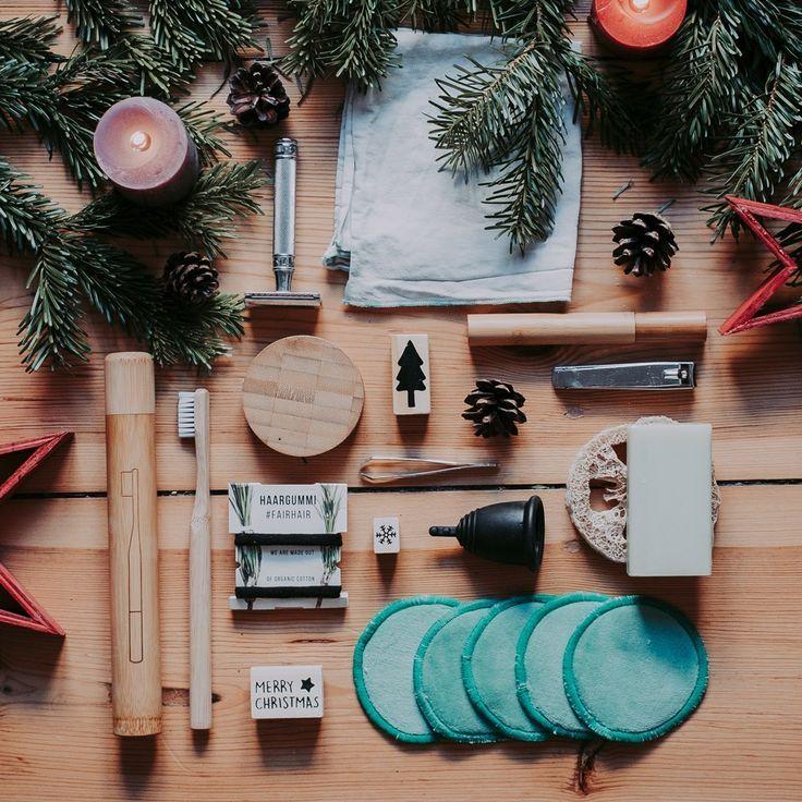 Zero Waste oder auch umweltfreundliche Weihnachten * Alt trifft Neu