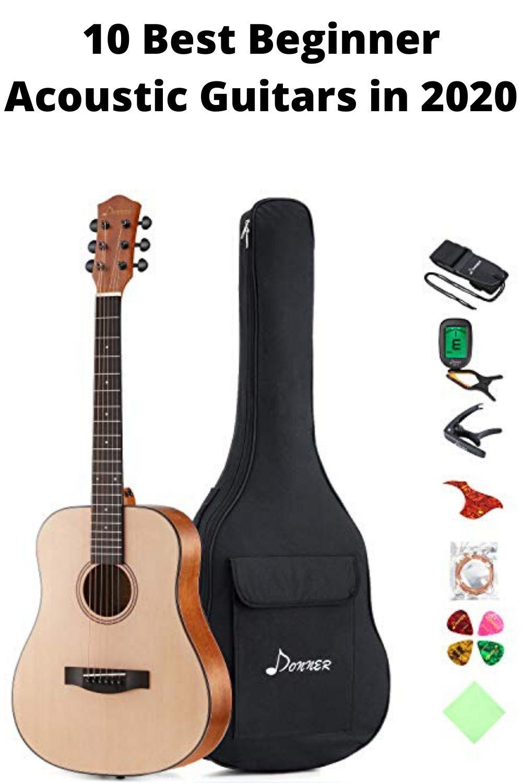 10 Best Beginner Acoustic Guitars In 2020 Guitar Guitar Reviews Best Acoustic Guitar