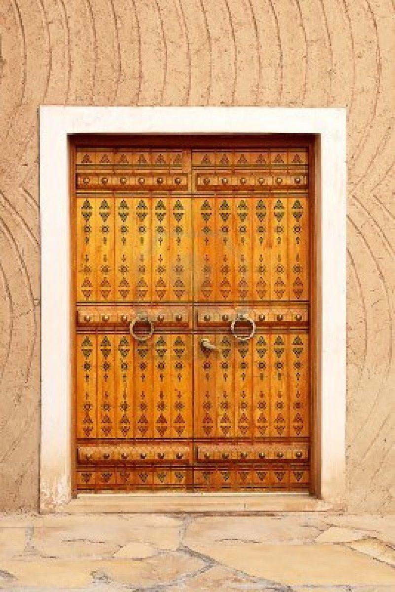 Arabian Traditional Door Traditional Doors Unique Doors Cultural Architecture