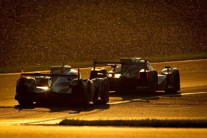 Le Mans 7a.m. Sunday.