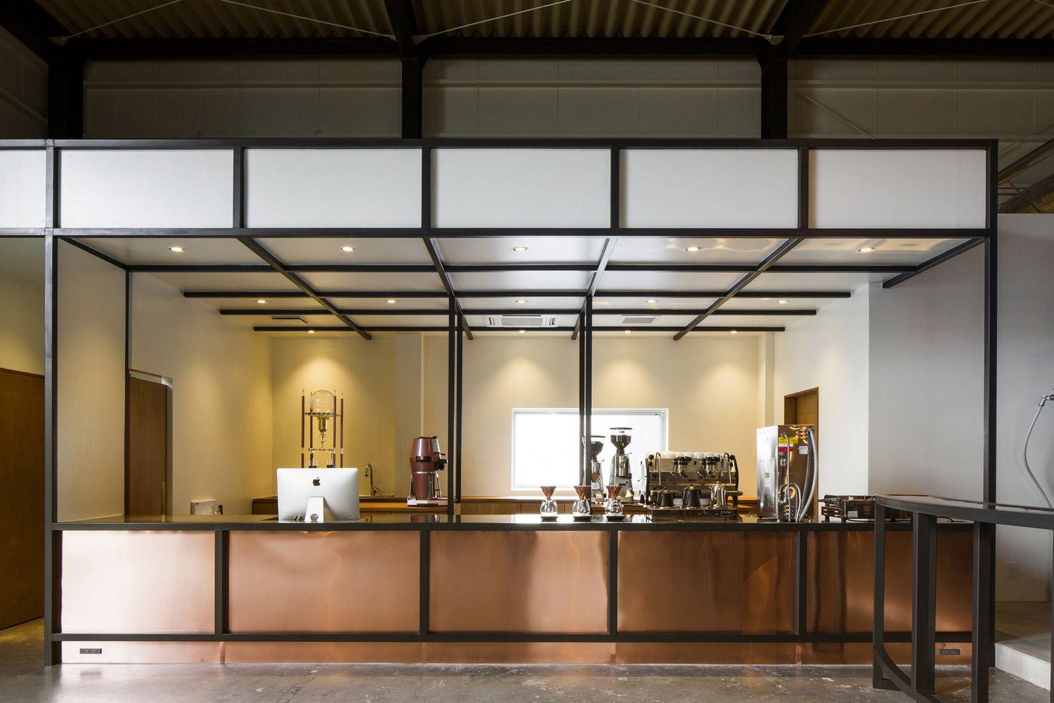 Gallery Of R Art Of Coffee  Iks Design  4  Japan Design Coffee Glamorous Coffee Shop Kitchen Design Inspiration Design