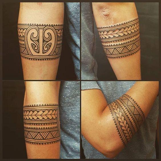 32++ Tatouage polynesien avant bras bracelet trends