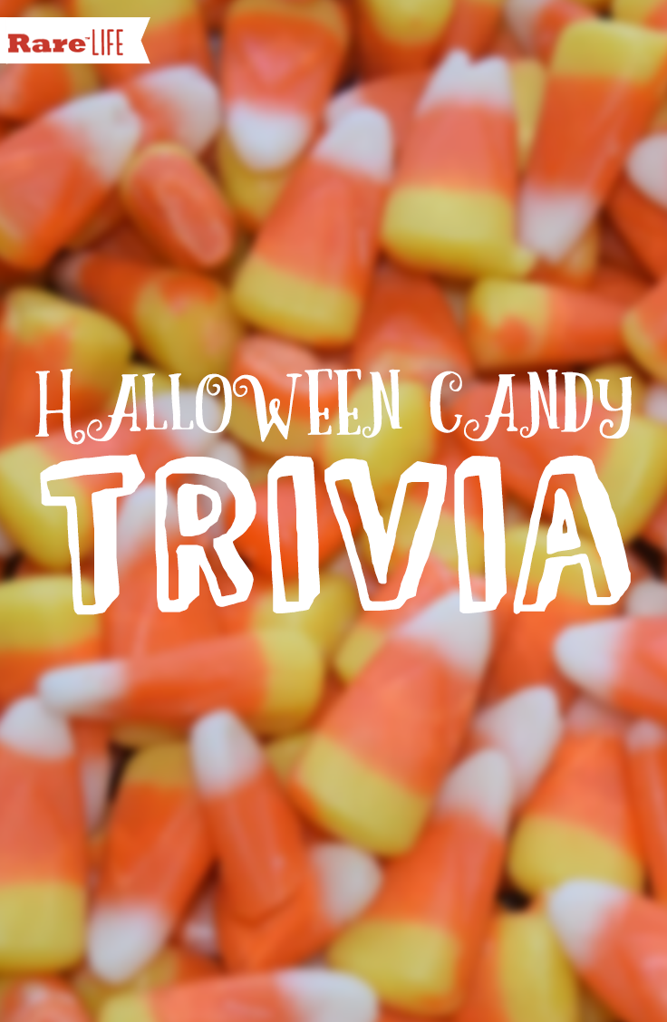 8 sweet pieces of Halloween candy trivia Favorite candy