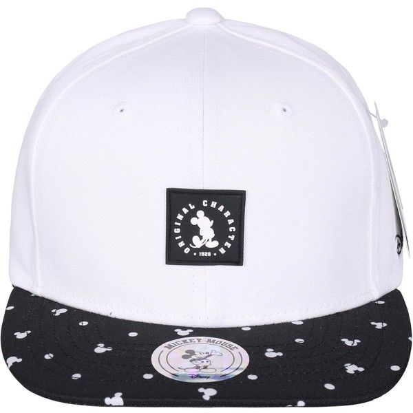 mickeys cap baseball diamond toddler mickey mouse white cute new era style hat