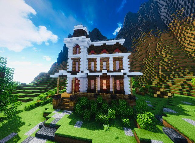Minecraft, Minecraft Architecture