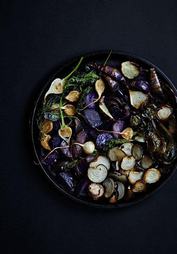 Dinner in the Dark – Unique Food Photography by Vanessa K. Rees - Pondly