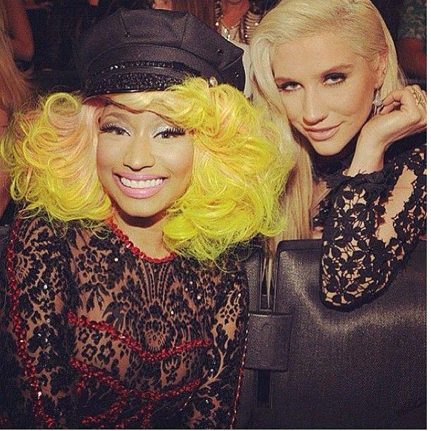 #NickiMinaj #Kesha