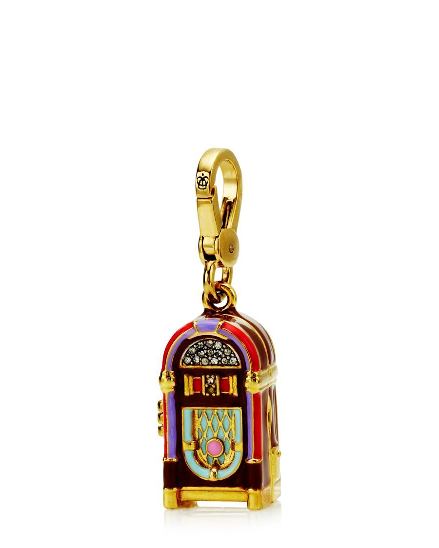 Jukebox Charm  Charms  Juicy Couture