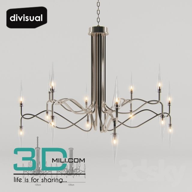 cool 135. Ceiling light 135 3D Models Free Download Download here ...