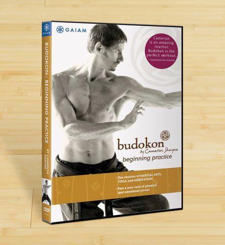 budokon ® beginning practice dvd with cameron shayne